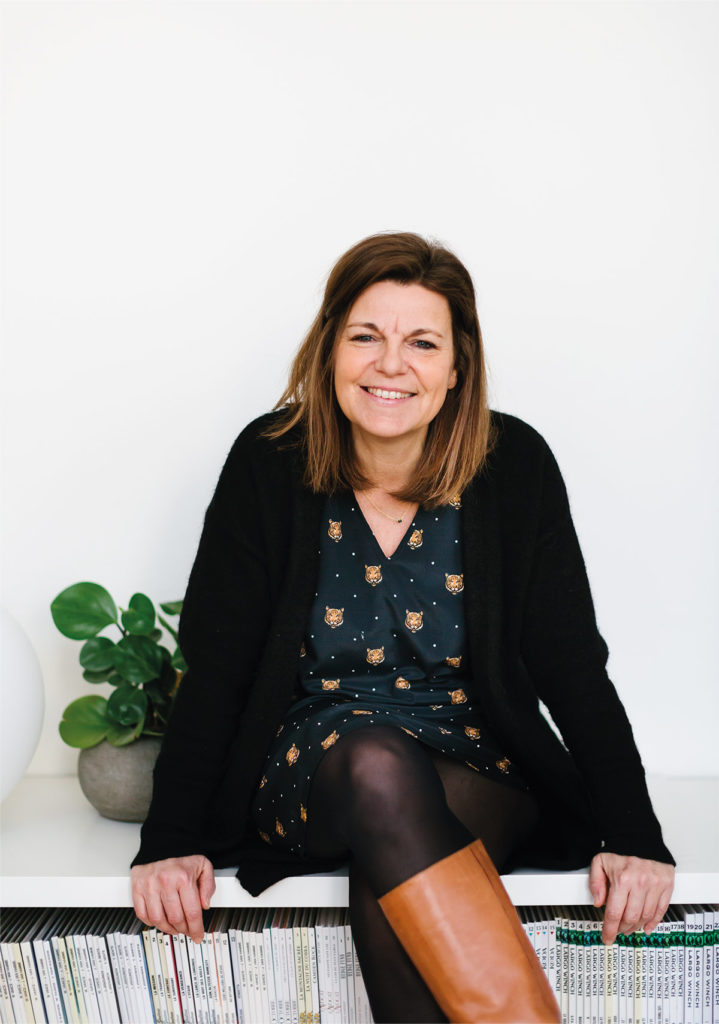 Christine Ennekens van Mensen Wensen Coaching & Therapie